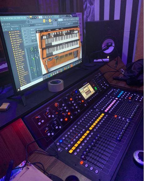 Standby Engineer sambol productions studio