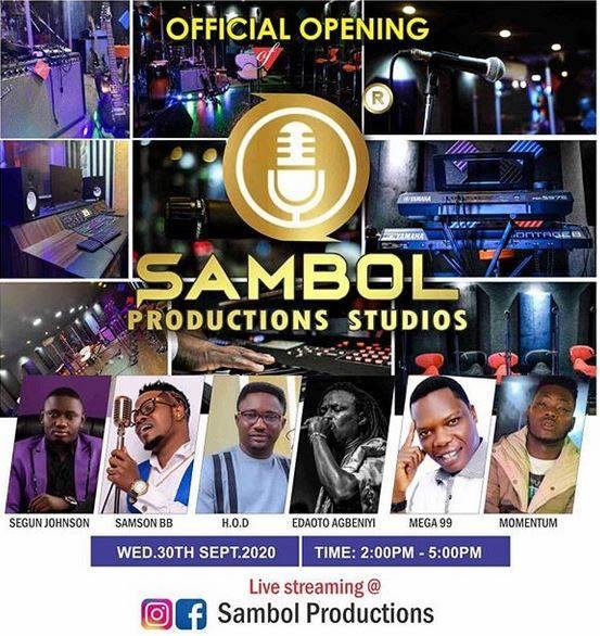 Grand Opening of Sambol Productions Studios